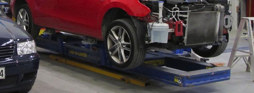 chassis-straightening
